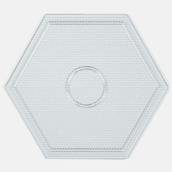 Artkal Beads :: Base Hexagonal Grande para MINI (2.6mm)