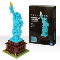Nanoblock :: Estatua de la Libertad