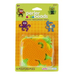 Perler Beads :: Paq. 4 Bases formas animales