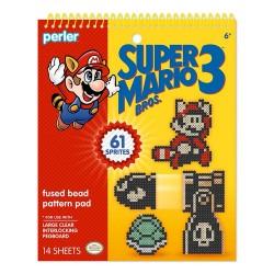 Perler Beads :: Libro c/61 Diseños Súper Mario Bros 3