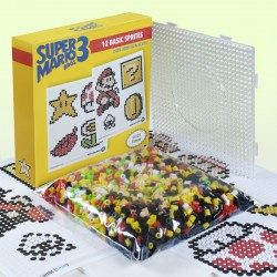 Kit Súper Mario Bros 3 c/12 Diseños MIDI (5mm)