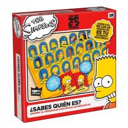 Los Simpsons :: Adivina Quién Es