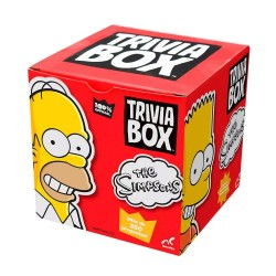 Trivia Box :: Los Simpsons