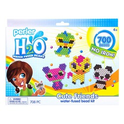 Perler H2O :: AquaBeads Cute Friends Set c/700 pzas