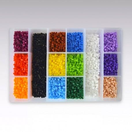 Estuche c/4000 MIDI 5mm (14 colores)