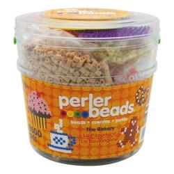 Perler Beads :: Cubeta Bakery / La Panadería