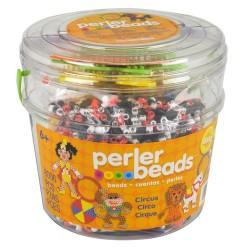 Perler Beads :: Cubeta Circus / El Circo